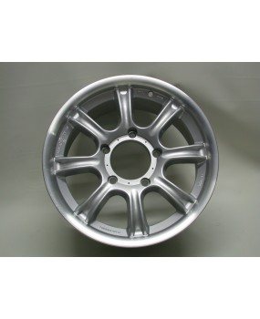 CERCHI IN LEGA BB6 16x7 - 6Fx139,7 - ET20+ (FORD PICK UP)